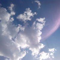 Облака :: Юлиана Беляева
