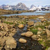 Гренландское лето #3 :: Олег Неугодников