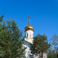Храм во имя святителя Луки Крымского, г. Сургут :: Павел Белоус