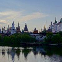 Кремль в Измайлово. :: Ольга