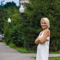 В парке :: Наташа Куликова