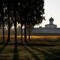 Александро-Свирский монастырь, рядом с г. Лодейное поле. :: Людмила Синицына
