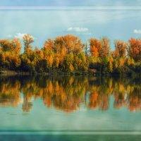 Как то осенью на берегу Бии... :: Сергей Фурсов