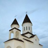 Армянская церковь :: Анастасия Тихонова