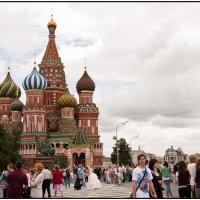 Красная площадь 4 :: Борис Гольдберг