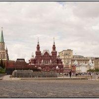 Красная площадь 3 :: Борис Гольдберг