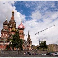 Красная площадь 2 :: Борис Гольдберг