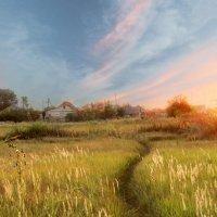 Вечер в селе :: Sunny Anny