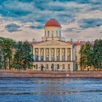вдоль Невы :: Андрей Журавлев