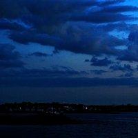 ночь, залив, луна :: Сергей О'бабкин