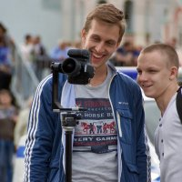 Уличные фотозарисовки :: Евгений Жиляев