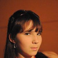 Моя любимая племянница :: Павел Шкляев
