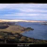 озеро Колыванское в деревне Саввушка :: Grishkov S.M.