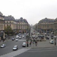 Вид из Гранд Опера - Париж :: Kamyshlov Victor