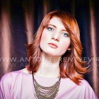 Мастер-класс парикмахера-модельера - Евгения Бердакова @ Orange Fitness :: Антон Терентьев