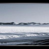 Сопки по зимней дороге в Змеиногорск :: Grishkov S.M.