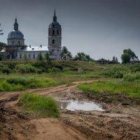 Дорога к храму :: Игорь Хохлов
