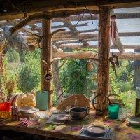 Лето в деревне :: Игорь Хохлов