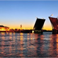Дворцовый мост :: Алексей Говорушкин
