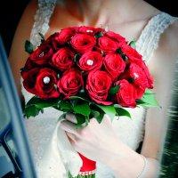 букет невесты... :: Батик Табуев