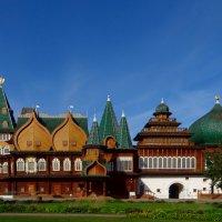 Дворец в Коломенском (царя Алексея Михайловича). :: Ольга