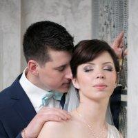 Павел и Оксана :: Надежда Артамонова