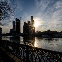 Moscow city :: Сергей Баландин
