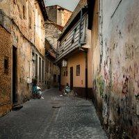 Румынские улочки. Брашов :: Evgeny Kornienko