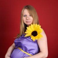 Беременность :: Виктория Бусарова