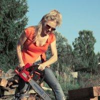 .. во всякой одежде красива, ко всякой работе ловка!))) :: Татьяна