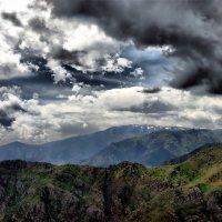 В горах... :: Viktor Kleimenov