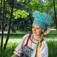 Славянка :: Сергей Яхонтов