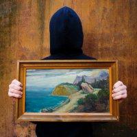 тот кто никогда не видел моря.. :: Ройн Рогава