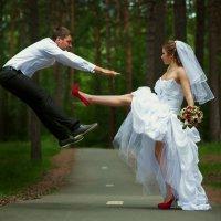 Не злите невесту :: Алекс Новиков
