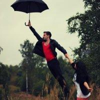 Даже в плохую погоду не стоит грустить ! :: Алина Тури