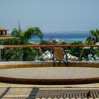 Вид с балкона отеля на остров Тиран :: Ирина Приходько