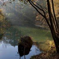 Утро на Черной речке :: Игорь Кузьмин