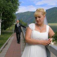 день свадьбы :: Евгения Шикалова