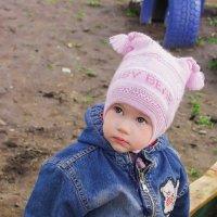 Девочка :: Алёна Кладова