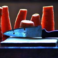 Морковь архитектурная :: Владимир Шлосберг