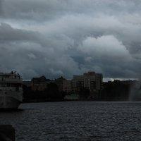 Секунды до шторма :: Сергей