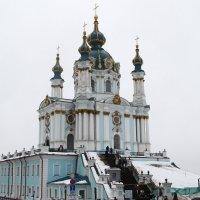 Андреевская церковь :: esadesign Егерев