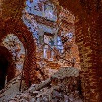 Руины дворца :: Наталья Rosenwasser