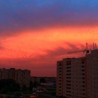 вечер :: Вадим Виловатый