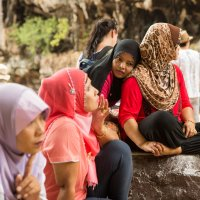 скучающие цыганки. Тайланд. :: Tanya Petrosyan