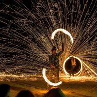Игры с огнем :: Tanya Petrosyan