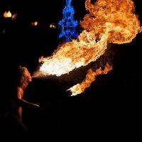 Fiery show :: Константин Паршин
