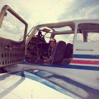 Пилот :: Елена Бушуева