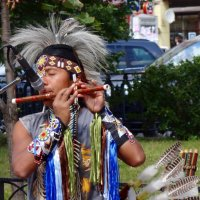 Мелодии индейцев Эквадора... :: Ольга
