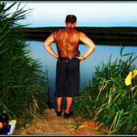 - ловись большая и маленькая... :: Sergey Bagach